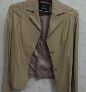 Пиджак (кожаный)