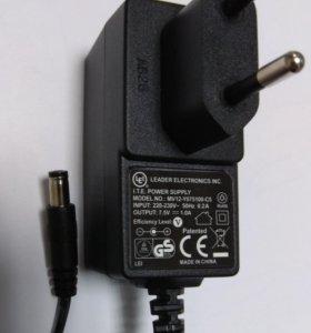 Блок питания 7,5В. 1A. 5.5x2.5 мм. MV12-Y075100-C5