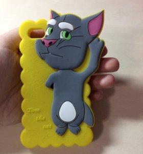 Чехол на IPhone 4s ( силиконовый)