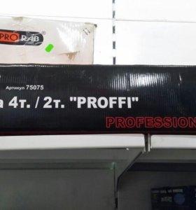 Лебедка 4Т/2Т Profi