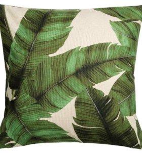 Чехол на подушку с рисунком
