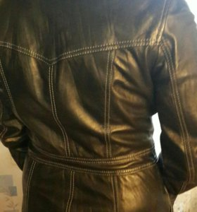 куртка кожанная Tom Tailor рр S