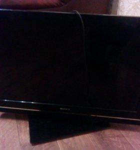 Телевизор на запчасти sony