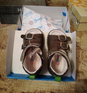 Детские сандалии HEPPY STEPS профилактические