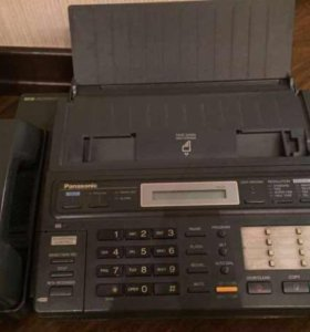 Факс Panasonic KX-F130 с автоответчиком