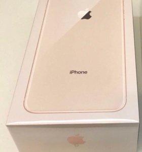 iPhone 8 Plus 64 gold