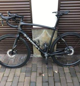 Шоссейный велосипед S-Works Roubaix SL4 Disc Di2