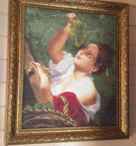 Вышивка крестом Итальянский полдень