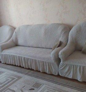 Накидки на диван в наличии!
