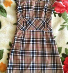 Новое платье на 44-48р.