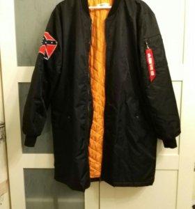 (Новая) Плащ куртка Yeezus Tour