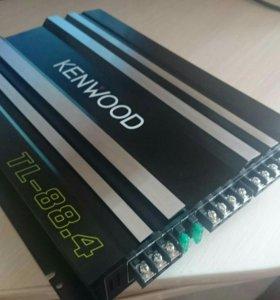 Усилитель kenwood. Новый