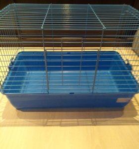 Клетка для содержания ежа или морской свинки