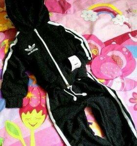 Утеплённый костюм Adidas