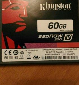 SSD Kingston 60GB