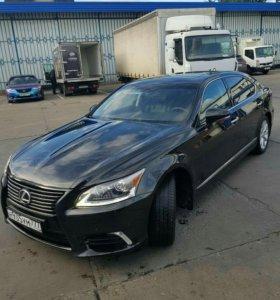 LexusLS460 2012