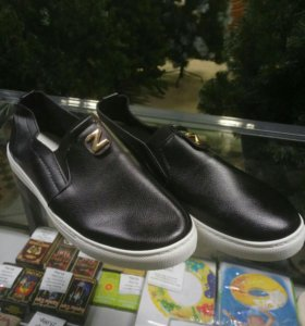 Обувь мужская кожа.  Все размеры