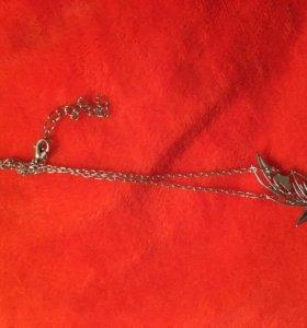 Сережки, кольцо кулончик