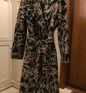 Пальто демисезонное 48-50р.