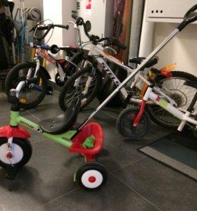 Детский велосипед KETTLER