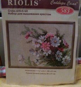 Набор для вышивания Riolis 583