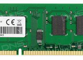 Память DDR3 4GB 1600MHz AData Bulk