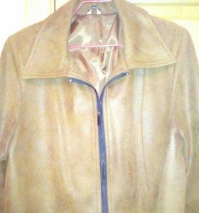 Куртка . Искусственный замш.