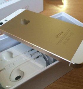IPhone 5s gold 16 gb
