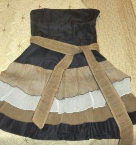 Платье и летний комбинезон,блуза