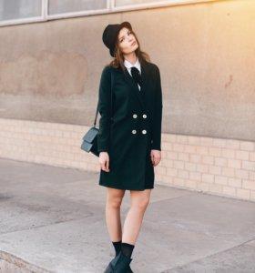 Удлиненный пиджак-платье Chic