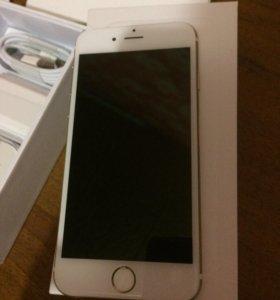 iPhone 6 16 GB . Gold .