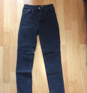 Новые джинсы mom asos