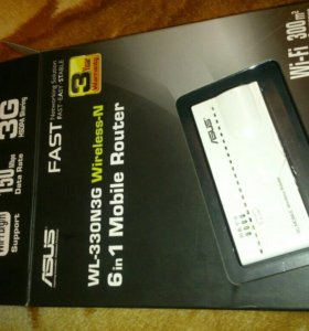 Wi-Fi Router ASUS