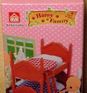 Мебель для домов Happy Family