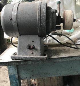 Электроустановка для механических работ.