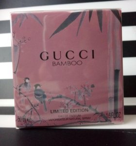 Парфюм Gucci Bamboo Limited Edition