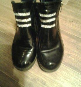 Ботиночки 39 размер