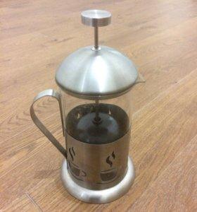 Френч-пресс для чая на 1 литр