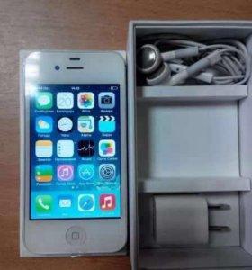 Айфон4s 16 гигов