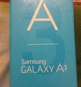 Samsung GALAXY A3 16ГБ DUOS