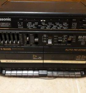 Магнитофон Panasonic RX-CT840