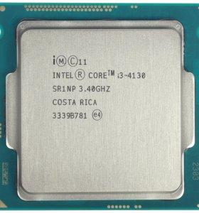 Процессор i3 4130 (сокет 1150)