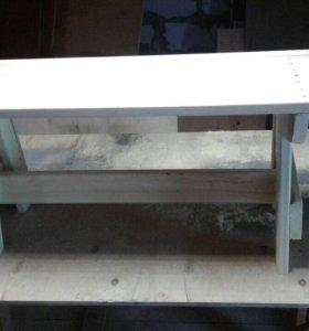 Мебель для бани из осины