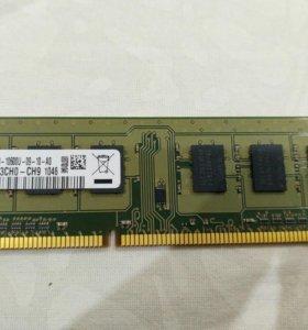 Оперативная память 10600 DDR 3