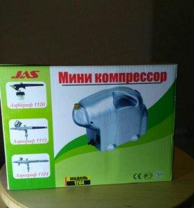 Мини компрессор JAS-1204
