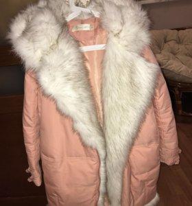 Куртка-парка зимняя.