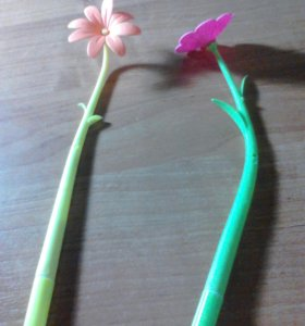 Ручки-цветы