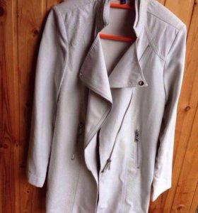 Куртка-плащ 46 размер