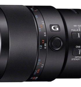 Sony FE 90mm f2.8 G Oss MACRO объектив