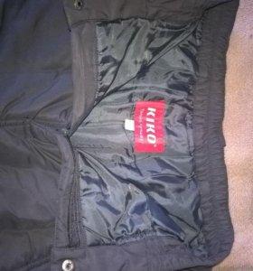 утеплённые штаны KIKO